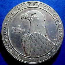 UNITED STATES OF AMERICA ONE DOLLAR 1983 OLYMPIAD  XXIII SILVER COINS