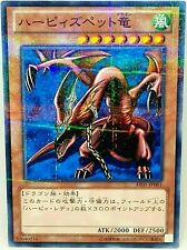 Yu Gi Oh Japanese Harpyie AT01-JP001 Harpie's Pet Dragon Parallel Rare