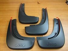 Jeep Comapss Front and Rear Splash Guards Mud Flap MY Style Mopar OEM