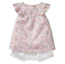 Nwot Janie & Jack Baby Girl 2 Piece Layette Floral Set 3-6M