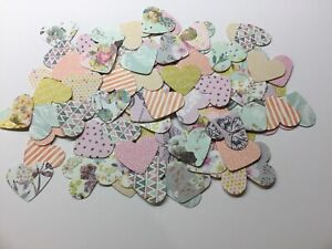 100  Card Making And Scrapbooking Hearts
