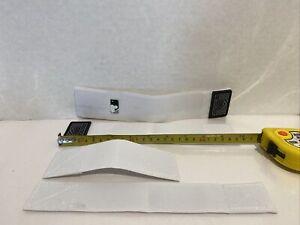 EvoShield PRO-SRZ Guard Strap Set Of 4 replacement Leg Straps White