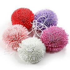 Bath/Shower Body Exfoliate Puff Sponge Mesh Colorful Bath Ball Great Goods