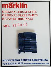 MARKLIN 28981 289810  TESTATA CARRO BOX  USA   STIRNWAND 4776