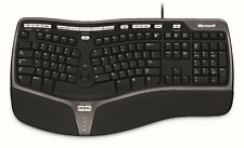 Microsoft Natural Ergonomic  Keyboard 4000 for Business   Tastatur - USB - DE
