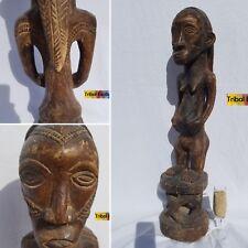 FIRST-RATE Batabwa Tabwa Taabwa Figure Sculpture Statue Mask Fine African Art