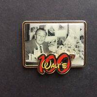 DLR - Walt's 100th Framed Pin Series #2 Matterhorn Disney Pin 9943