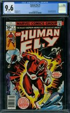 Human Fly 1 CGC 9.6 - White Pages