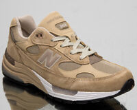 New Balance 992 Made in USA Men's Tan Casual Lifestyle Sneakers Shoes