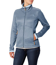 New Women's The North Face Ladies Agave Coat Jacket Blue Large