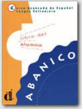 Abanico: Libro Del Alumno, Fajardo, Ruiz, New, Paperback