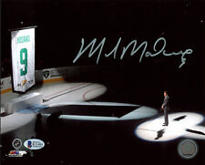 Stars Mike Modano Authentic Signed 8x10 Photo Autographed BAS Witnessed