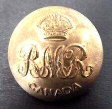 Royal Montreal Regiment 25 mm Tunic Button RMR GAUNT