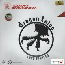 Giant Dragon Talon Long Pips Table Tennis Rubber 0.9mm