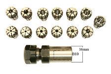 22021 GG-Tools  Spannzangen Spannzangenfutter ER11 Ø16mm B10