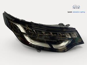 Land Rover Discovery Headlight Left Top Condition Complete