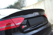 FOR AUDI A5 SPORTBACK S-LINE RS5 LOOK SPOILER ( 2009-2015 ) COVER WING DOOR