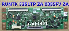 Neu SHARP T-Con Board RUNTK 5351TP 0055FV ZA UE32F5500AK Samsung SONY und ETC