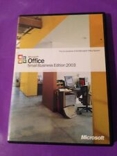 MICROSOFT OFFICE 2003 SMALL BUSINESS UPGRADE RETAIL WORD PUBLISHER PRODUCT KEY