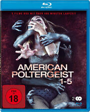 American Poltergeist  1-5 NEW Blu-Ray 2-Disc Set Stephen McKendree M. Petrano