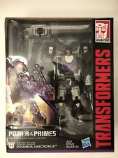 Transformers Leader Rodimus Unicronus POWERS of PRIMES! Hasbro USA Evolution