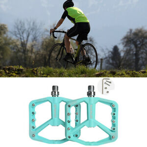 Bicycle Flat Wide Platform Pedals For MTB Road Mountain Bike Cycling Parts