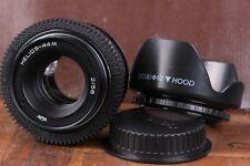 🎥 HELIOS 44 2/58mm Cine mod lens Canon EF mount BOKEH&FLARE 44