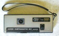 Vintage KODAK Pocket Instamatic 60 Model- 110 Film Camera Made in USA