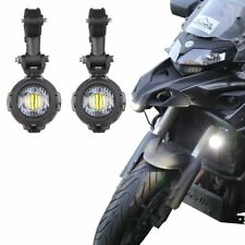 2 FARI SUPPLEMENTARI LED FARETTI MOTO FARO BENELLI TRK 502 40W IP67 KAWASAKI KTM