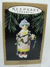 1994, MAXINE, BLINKING LIGHTS, MAXINE SERIES, HALLMARK KEEPSAKE ORNAMENT