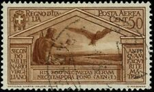 Italy 1930 stamps air mail USED Sas A21 CV $55.00 180617286