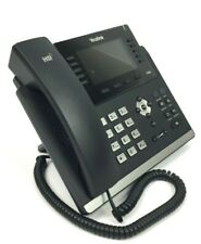 "Yealink SIP-T46S Dual-Port Gigabit Ethernet 4.3"" Color LCD Display IP Phone"