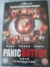Panic Button DVD British horror
