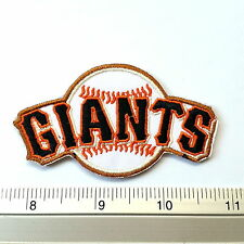 1 x SAN FRANCISCO GIANTS BASEBALL TEAM EMBROIDERED PATCH FREE SHIPPING_B