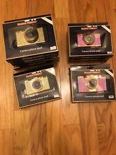 Bulk Wholesale Lot of 13 iPhone Retro Camera Cell Phone Cases, 7, 7 plus