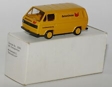 "Conrad Scale 1/43 - Werbemodell - VW T3 Transporter ""Beton-Union"" in OVP-mint #2"