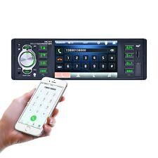 4.1'' Touch Screen Bluetooth Car Radio Stereo MP4/USB/TF/EQ/RDS/Rear view Camera