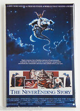 Neverending Story FRIDGE MAGNET (2 x 3 inches) movie poster never ending