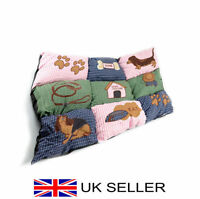 Large Super Soft Warm Washable Dog Pet Bed Mattress Pad Pillow Fleece Cushion