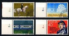 SWITZERLAND - SVIZZERA - 1982 - Eventi Anno (II): Centenario del tram a Zurigo