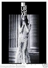 Love magazine's Lea T.Ashley Smith Hannelore Knuts Anna Dello Russo LURVE Ltd Ed