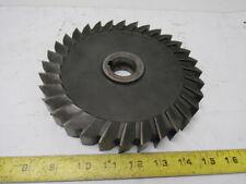 """National Twist Drill 8"""" X 1"""" T 1-1/4"""" Arbor 32T Hi Speed Slitting Cutter"""