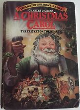 Charles Dickens A Christmas Carol The Cricket On The Hearth 1st Edition 1981
