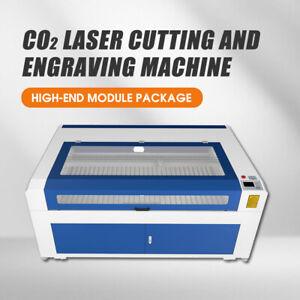 RECI W6 150W Laser Cutter Engraver Machine Linear Module CO2 Laser Engraver