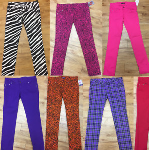 Jist Alternative Skinny Jeans - Multiple Sizes and Colours Available - 2536/s