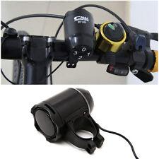 Waterproof Loud Bicycle Horn Electronic Bike Handlebar Ring Siren Bell Alarm New