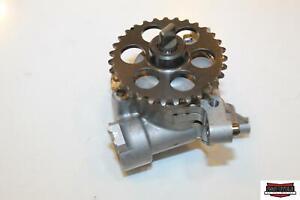 2008 Yamaha Fz6 Engine Motor Oil Pump Gear 5mt-13300-00-00
