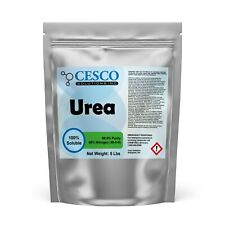 Urea – Premium 46% Nitrogen 46-0-0 Fertilizer – 5 Lbs