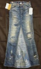 Ralph Lauren RRL DOUBLE RL RRL DENIM PATCHWORK ROCK Gr W24