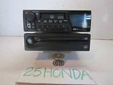 Honda 2500 Series Optional Accessories Radio CD Unit CRX Civic Accord Ultra Rare